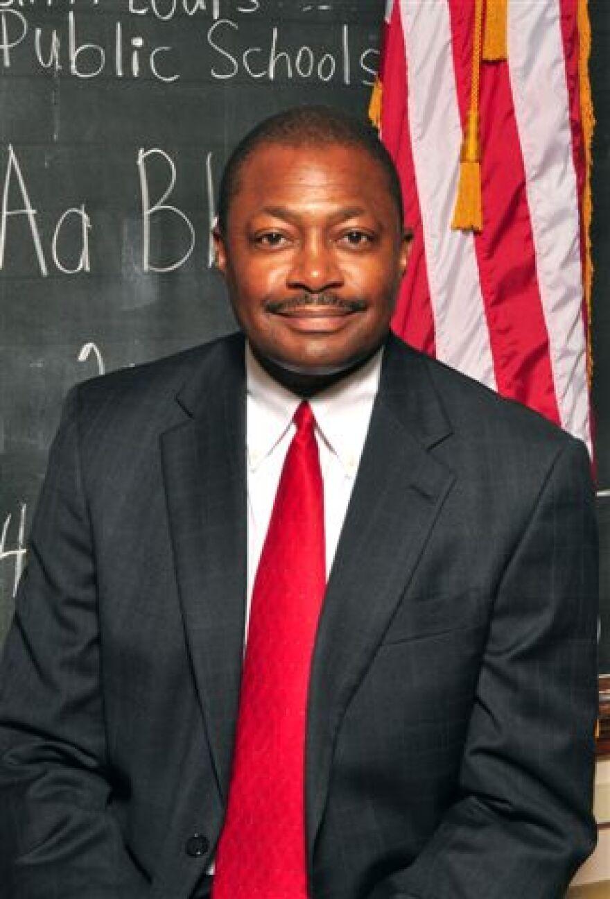 SLPS Superintendent Kelvin Adams