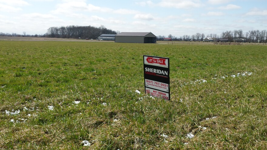 Since 1950 over 7 million acres of Ohio farmland have been lost to urban sprawl