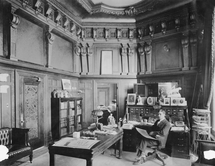 loop office interior