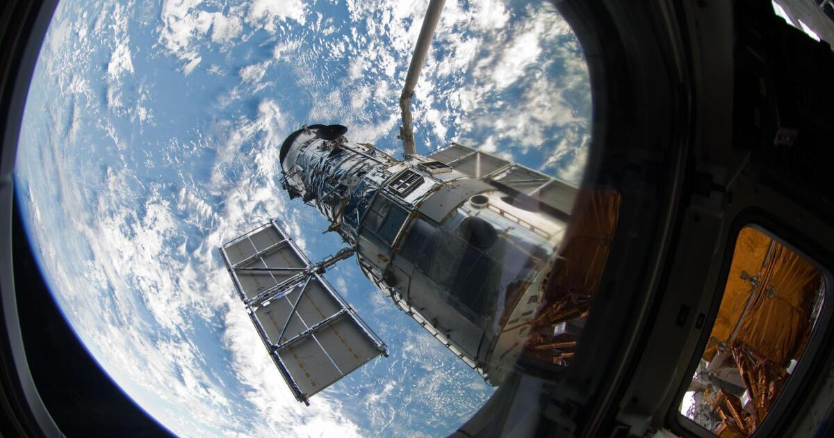 The Hubble Space Telescope Still Works Great — Except When It Doesn't