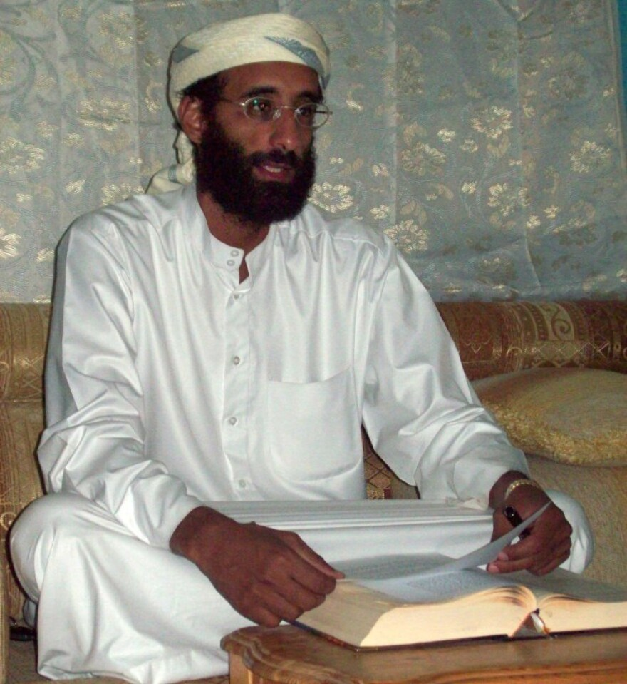 """Anwar al-Awlaki was killed in a U.S. drone strike in Yemen. """"The United States is doubling down on its use of air power and drones, which are swiftly becoming the primary focus of Washington's counterterrorism operations,"""" writes Jeremy Scahill."""