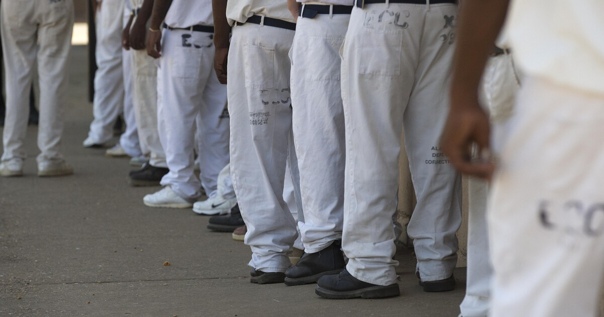 Report finds racial disparities in Iowa prisons continue to rank among the highest in the nation