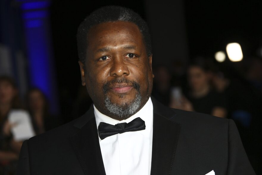 Wendell Pierce at the British Independent Film Awards in central London, Sunday, Dec. 1, 2019. (Joel C Ryan/Invision/AP)