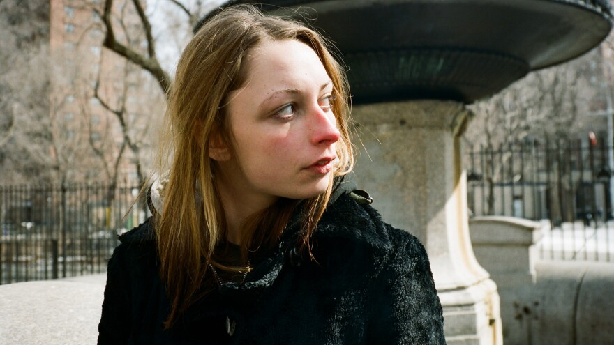 <em>Heaven Knows What</em> stars Arielle Holmes and is based on her experience as a homeless heroin addict in New York City.