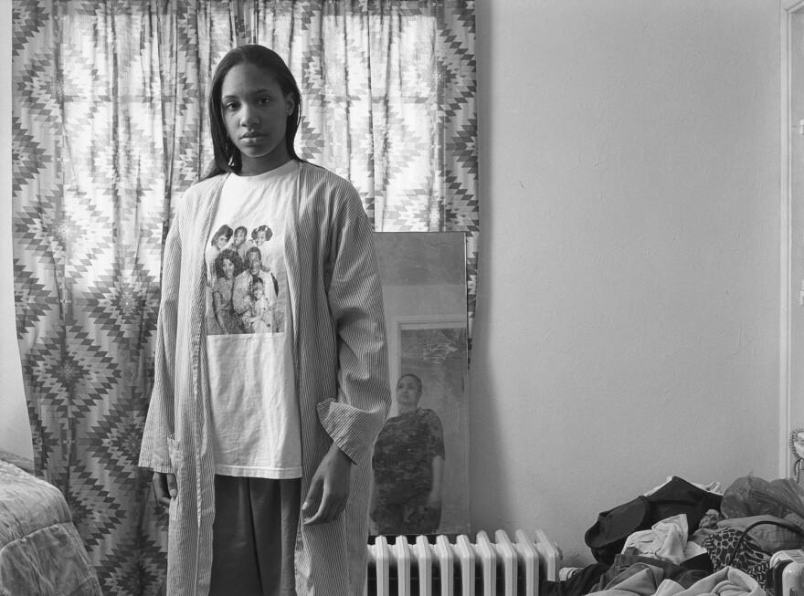 <em>Huxtables, Mom, and Me</em>, 2008, from <em>The Notion of Family</em> (Aperture, 2014).