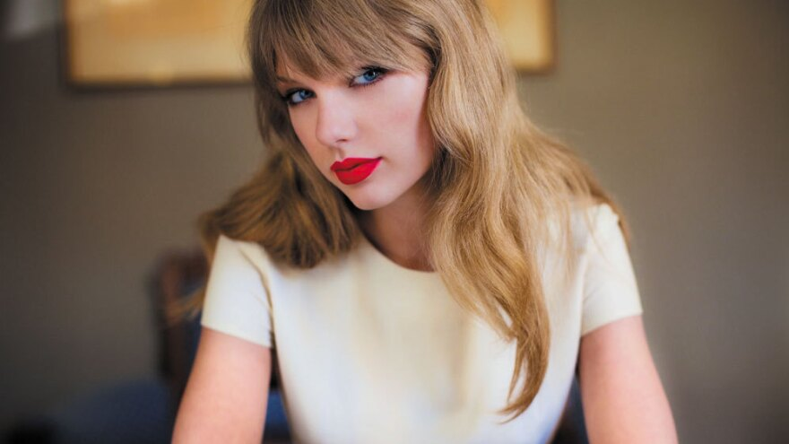 Taylor Swift's fourth studio album, <em>Red</em>, sold 1.2 million copies in its first week &#8212; the highest first-week sales total in a decade.