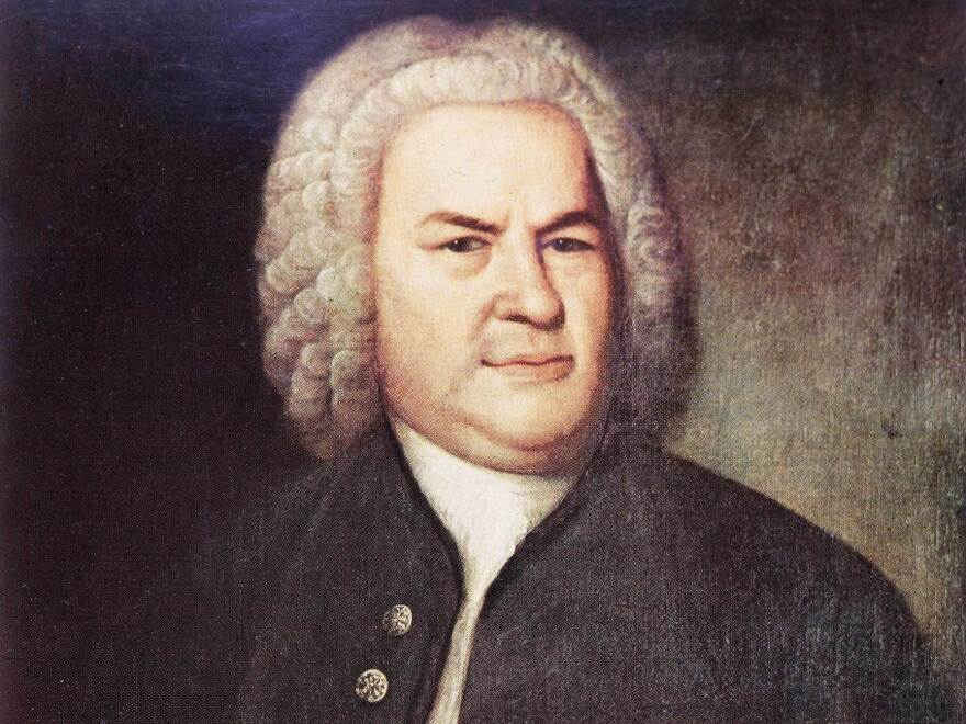 Johann Sebastian Bach wrote the <em>St. Matthew Passion</em> in 1727 for solo voices, double choir and double orchestra.