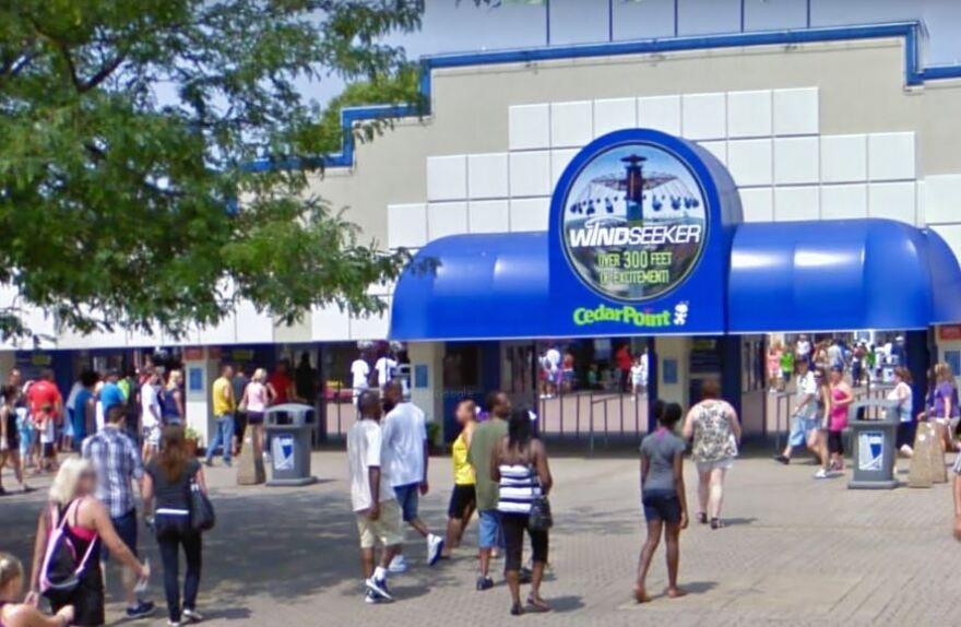 an image of Cedar Point