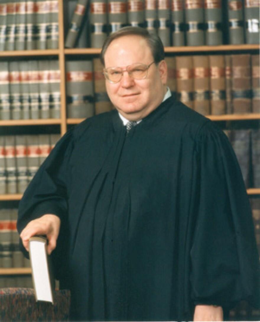 Judge Richard Teitelman