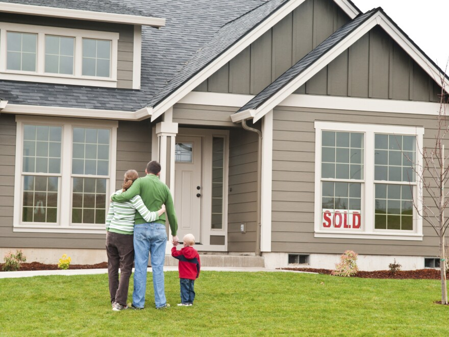 Homeownership rates are depressed for people under 35.