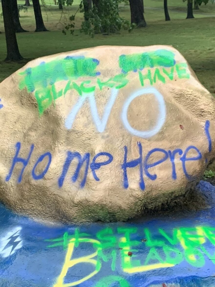 The Rock at Kent State University