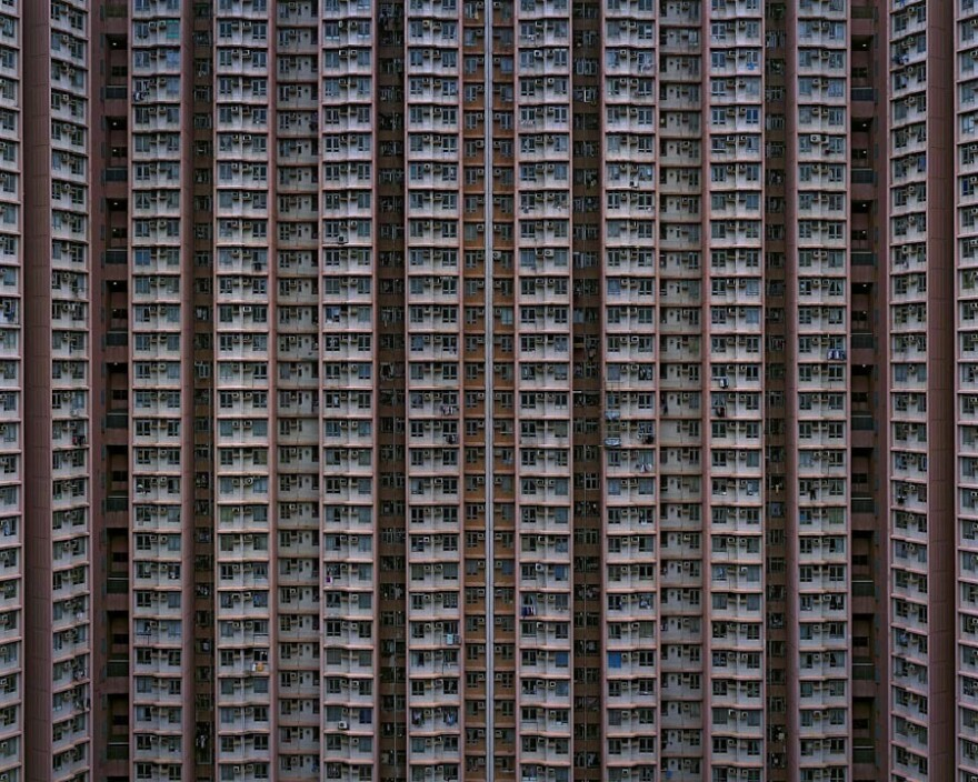 """""""Architecture of Density, a32"""" by Michael Wolf"""