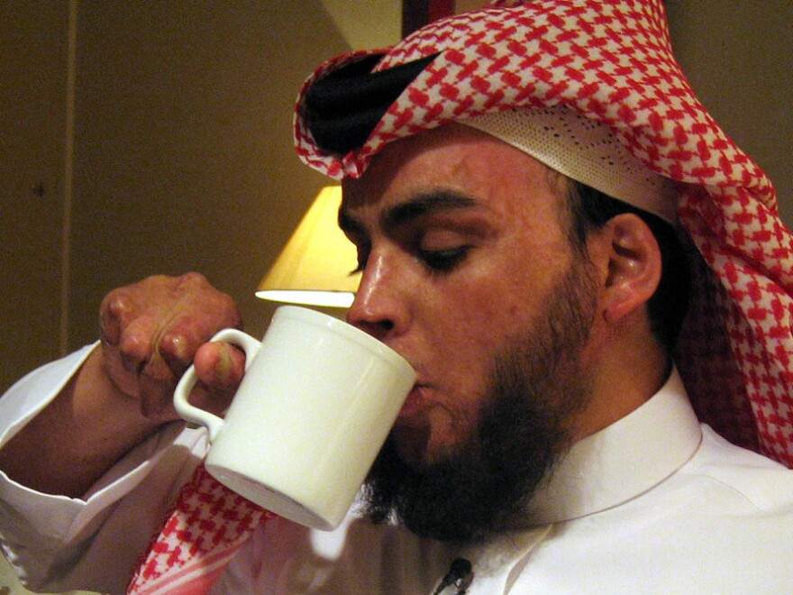 """<p>Ahmed Al Shayea left Saudi Arabia in November 2004 to join the insurgents in Iraq. He was misled into driving a butane-gas delivery truck, which was detonated by remote control in an attack that killed eight people and left him disfigured. Today, he wants would-be insurgents to listen to his advice: """"There is no jihad. We are just instruments of death.""""</p>"""