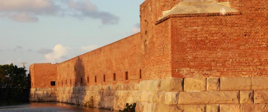 Fort Zachary Taylor Historic State Park in Monroe County has reopened after being damaged during Hurricane Irma.