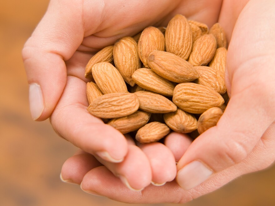 New Chinese tariffs will raise the price of many American crops, including almonds and other nuts.