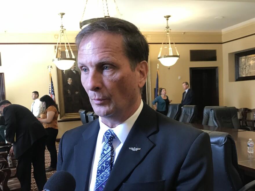Photo of Utah Rep. Chris Stewart.