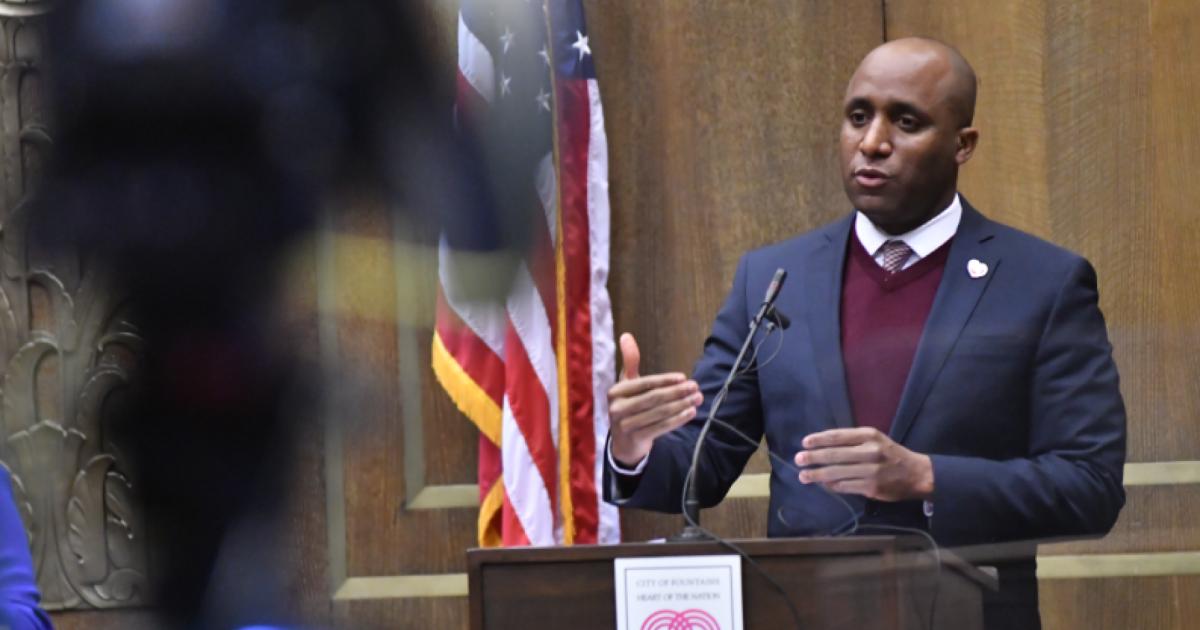 Kansas City Mayor Lucas Lifts Mask Mandate Effective Friday