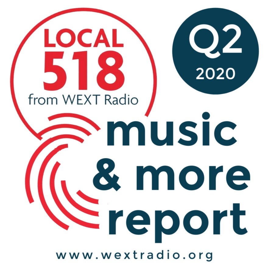 Local 518 Music (and More) Report Q2 2020