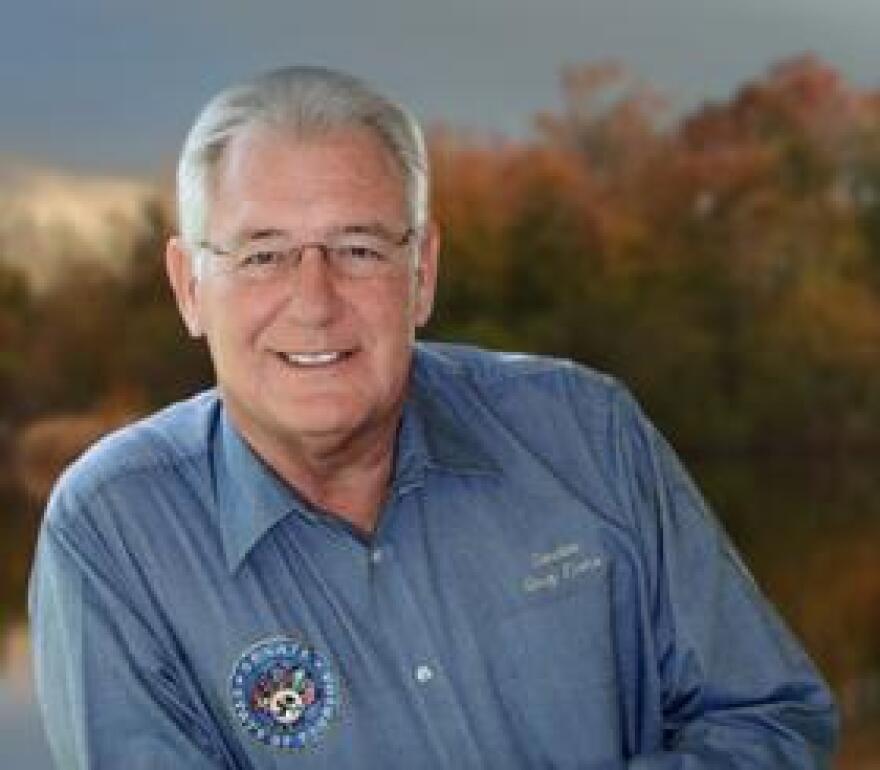 Former Sen. Greg Evers (R-Baker)