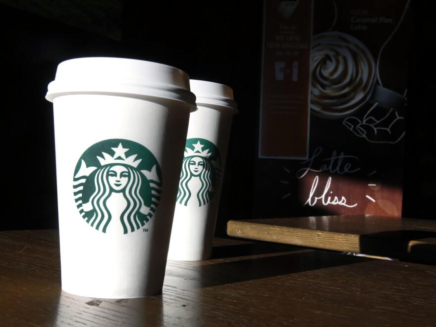 "Me: ""My name is Rigoberto."" Starbucks barista: ""Giorgio?"""