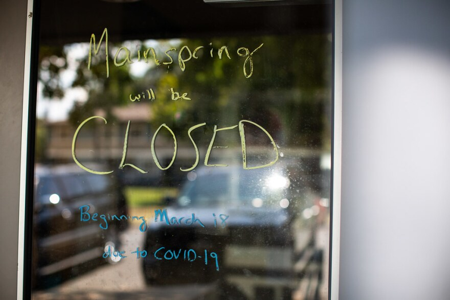 Mainspring School, a nonprofit child care center that serves children up to age 5, has been closed since March. Most of the families it serves are low-income.