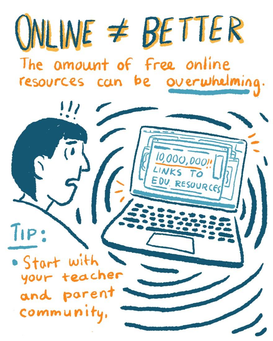 Online isn't better.