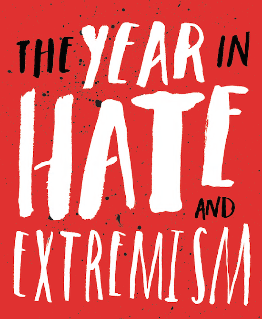 "Southern Poverty Law Center ""The Year In Hate and Extremism"" Report."