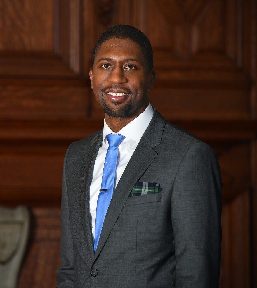 Lerone Martin is an associate professor in religion and politics at Wash U.