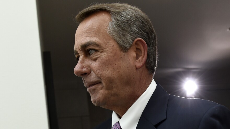 "House Speaker John Boehner told reporters Wednesday: ""The House has done its job to fund the Department of Homeland Security and to stop the president's overreach on immigration. We're waiting for the Senate to do their job."""