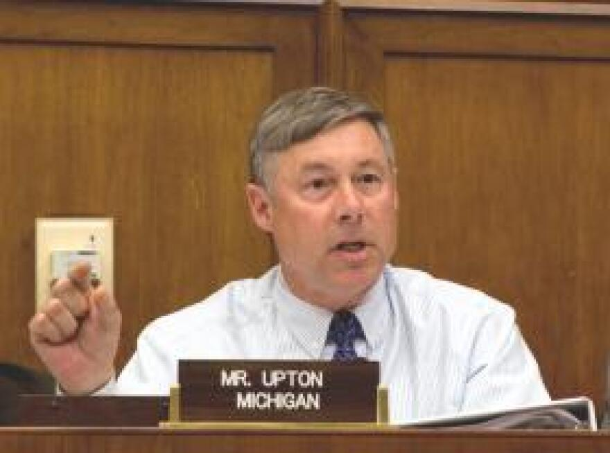 Fred Upton, R-Mich., chairman of the House Energy & Commerce Committee