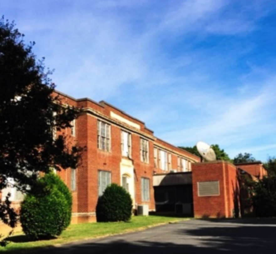 Wilmore Elementary School opened in 1925. It's owned by Charlotte Mecklenburg Schools and is proposed for historic status.