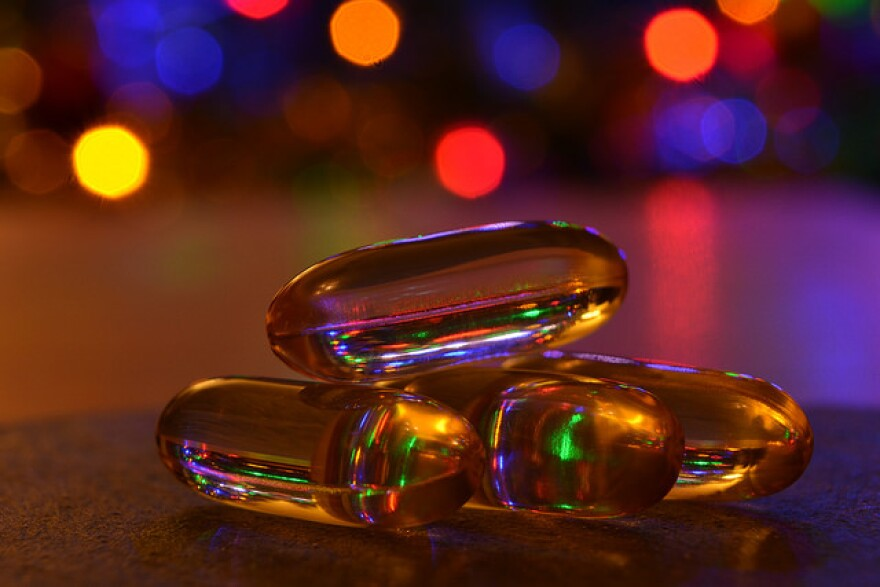 The Food and Drug Administration has warned a St. Louis area company to stop marketing supplements such as omega-3 capsules as potential cures for diseases. It says doing so violates federal law, because supplements aren't FDA-approved drugs.