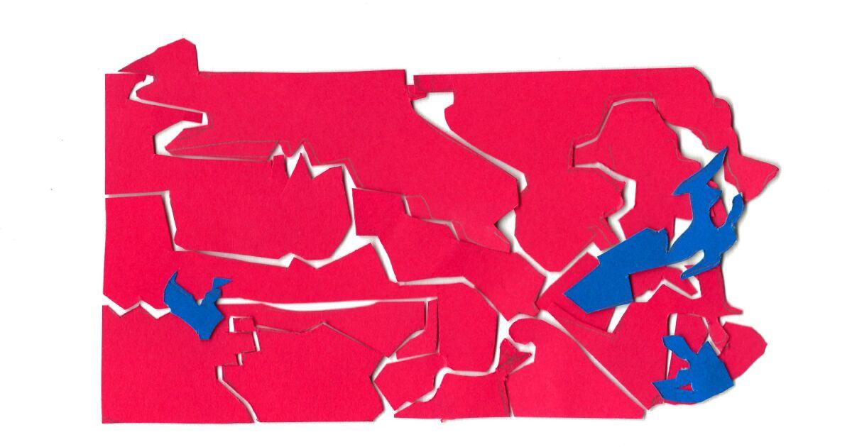 Pennsylvania 2022 Election Calendar.Anticipating Partisan Impasse Democrats Ask Court To Prepare To Draw Pennsylvania Congressional Map 90 5 Wesa