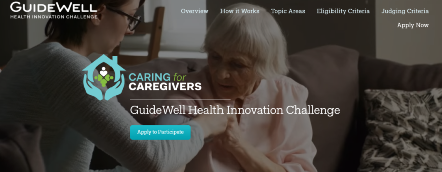 GuideWell will provide $400,000 to companies that can offer help to caregivers.