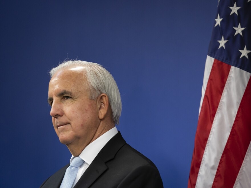 Representative-elect Carlos Giménez said he supports the president's legal fight to contest the election results.