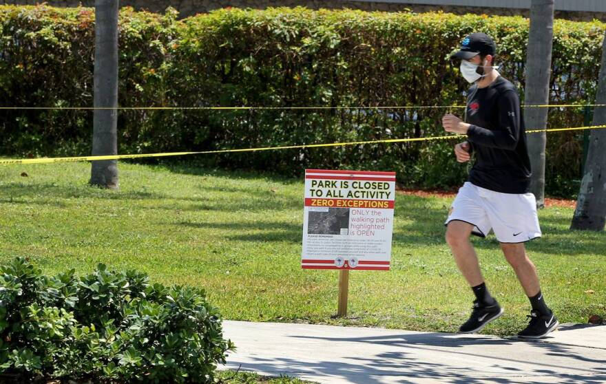 Miami-Dade County is considering plans to reopen parks and open spaces in an effort to move to a new normal during the coronavirus pandemic.