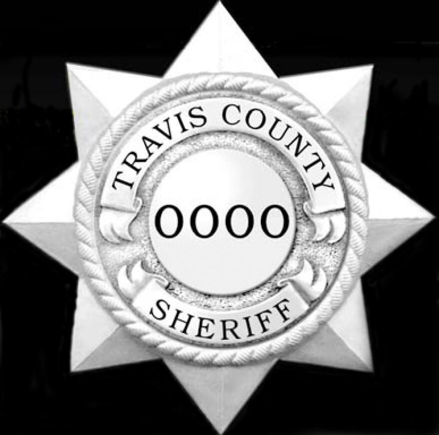 New Travis Co. Sheriff's Anniversary Badge