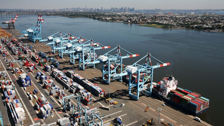 The Port Authority of New York and New Jersey manages the biggest port on the East Coast, along with three major airports, the key bridges and tunnels across the Hudson River, bus and rail lines, and even the World Trade Center site.