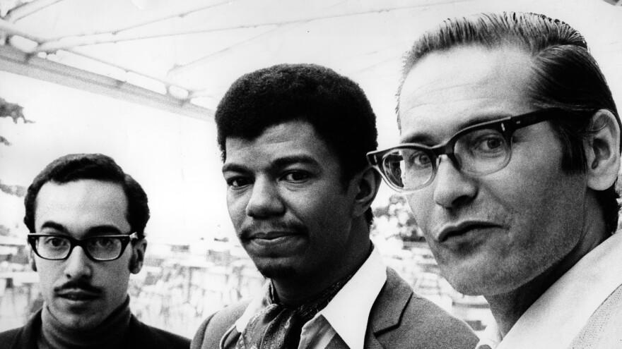 The Bill Evans Trio in 1968.