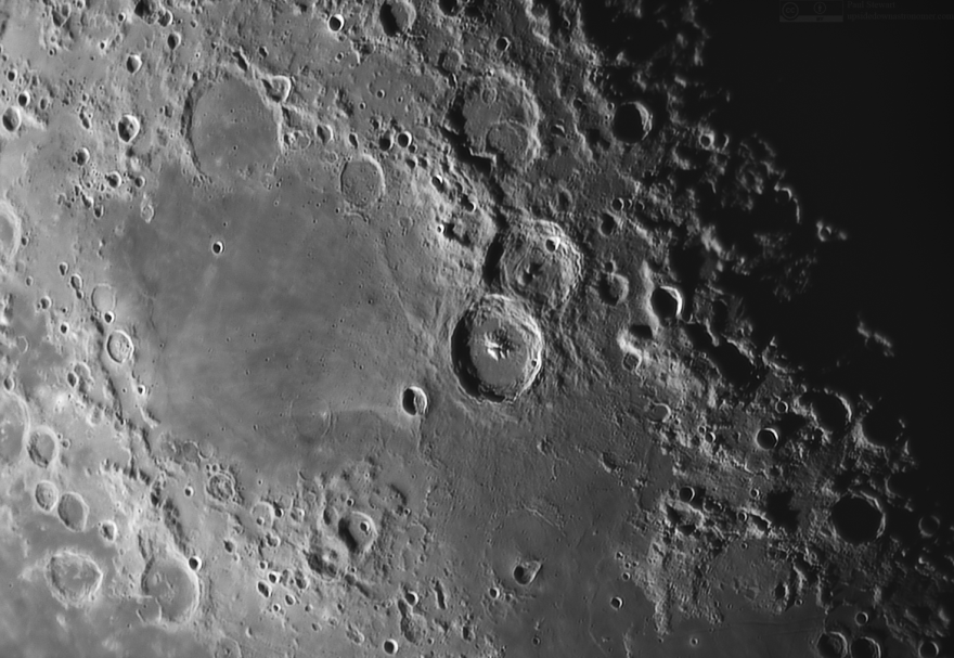 Mare Nectaris is a small lunar sea located on the near side of the moon.