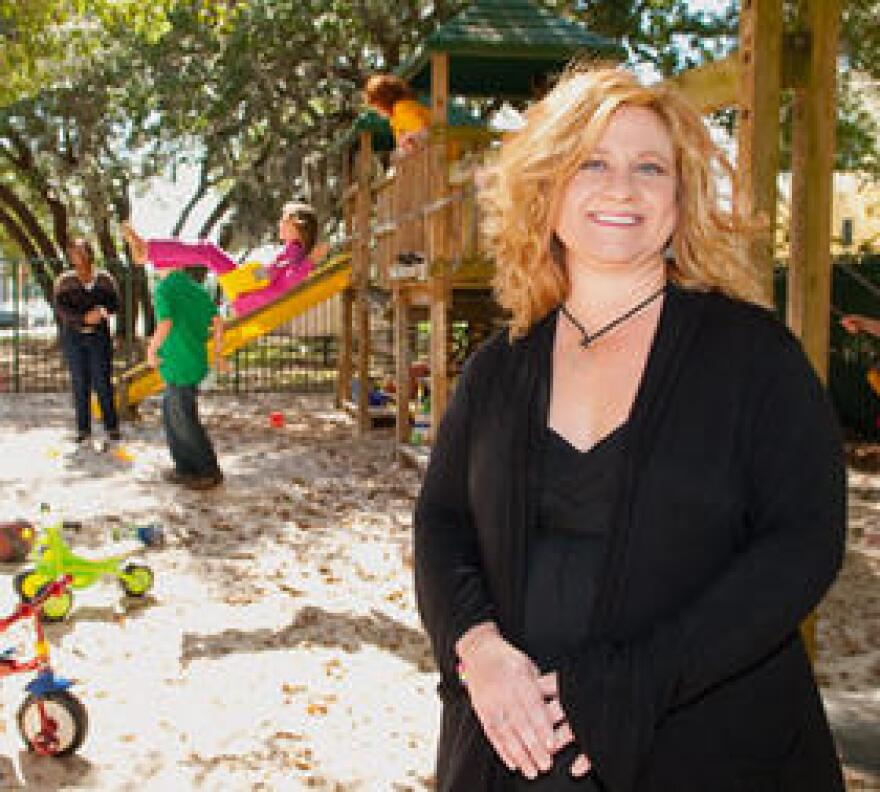 Jodi Ray, director of Florida Covering Kids & Families at the University of South Florida.