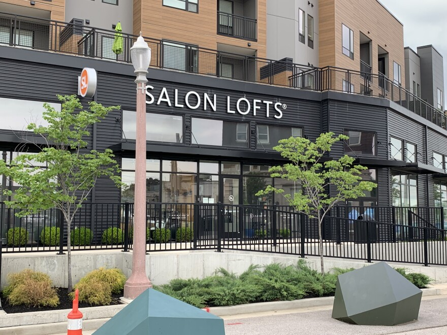 Salon Lofts is one of many independent and privately-owned shops that will open next week. However, many stylists and other beauty professionals are reducing hours and limiting services.