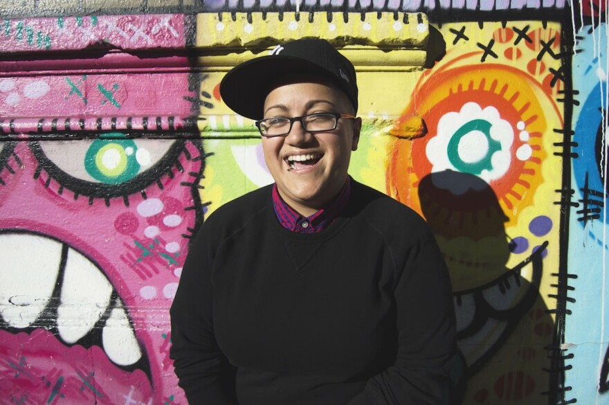 Novelist and comic writer Gabby Rivera is touring the U.S. to promot the re-release of her hit young adult novel, Juliet Takes a Breath.