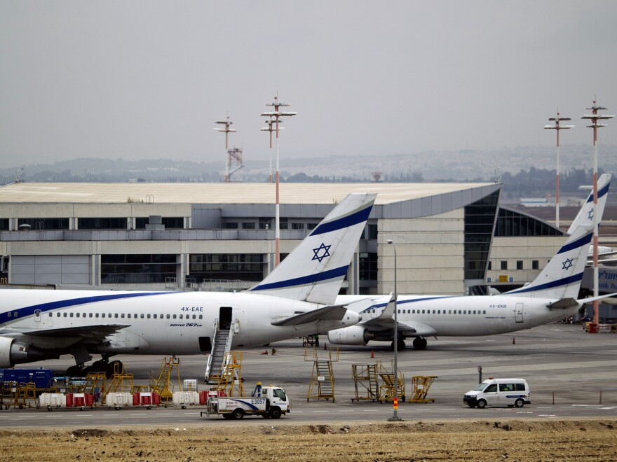 The ruler of the United Arab Emirates issued a decree ending a decades-long boycott of Israel. On Monday, Israeli airline, El Al will make its first official flight to the UAE. Among its passenger is President Trump's son-in-law, Jared Kushner, who will help work out details of a recent deal between the two countries.