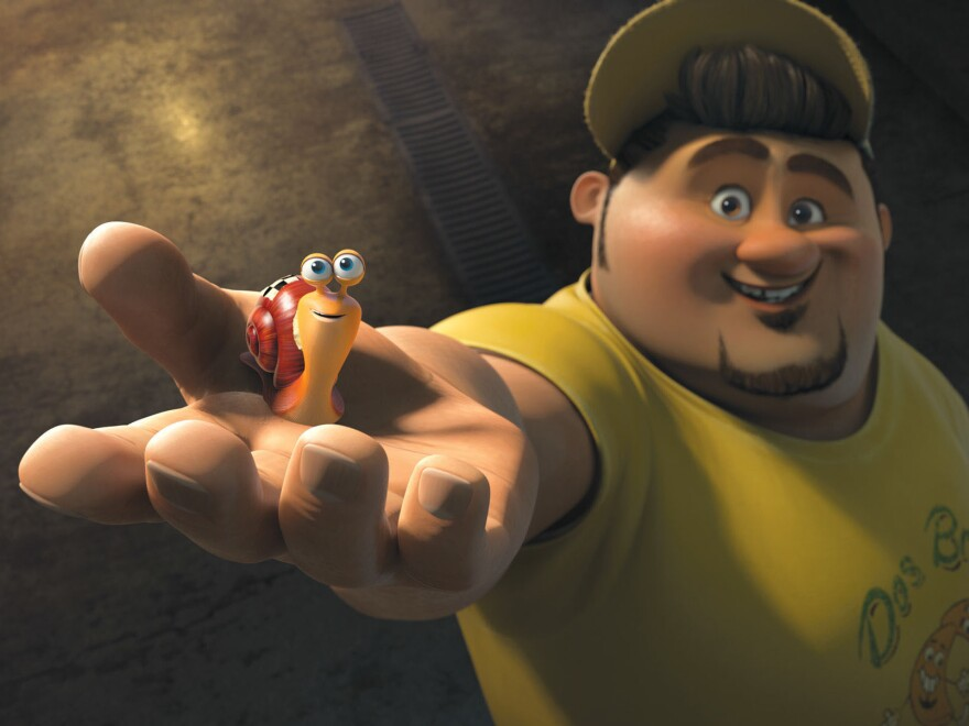 Actor Michael Pena voices Turbo's human friend Tito, an ambitious character whose outlandish dreams don't seem to sync up with his brother's vision for their food truck and stand, Dos Bros Tacos.