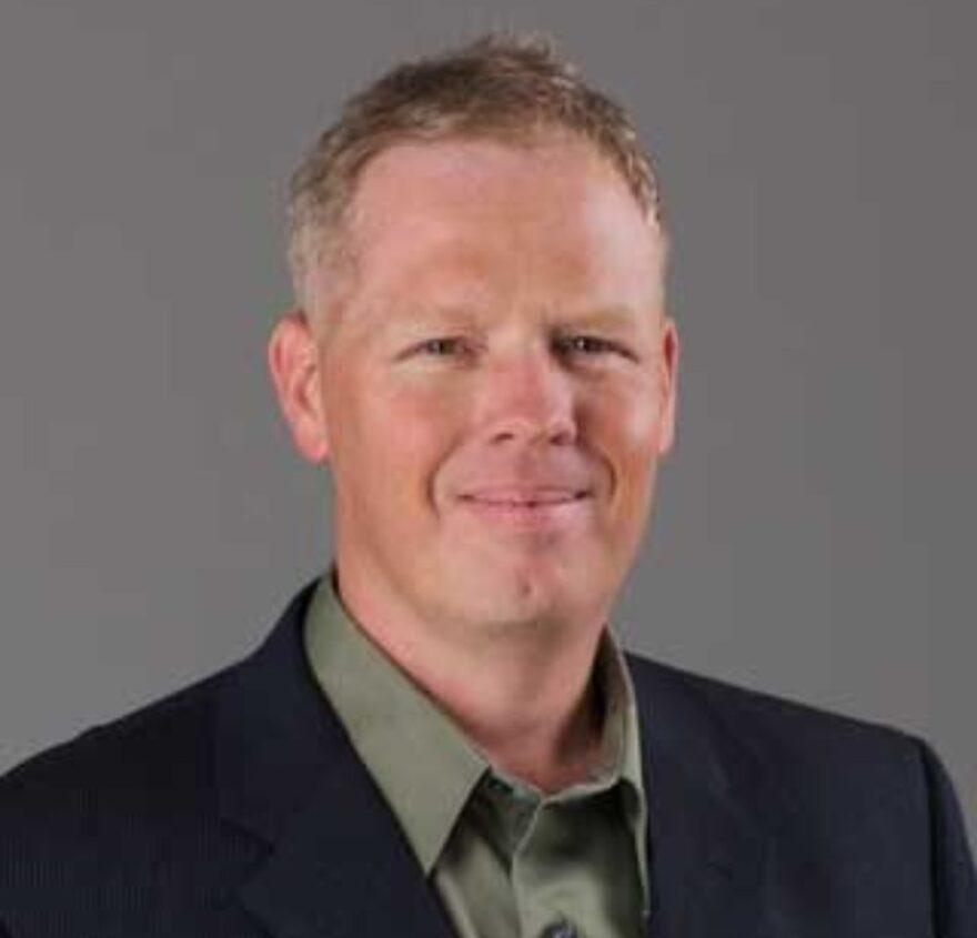 Jason Wager,  Centralina Regional Council planner