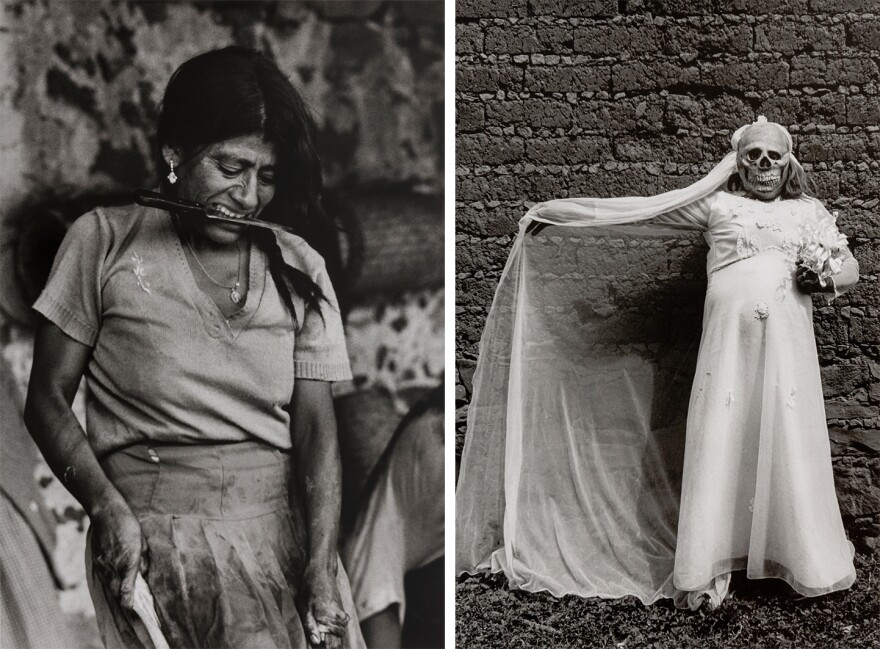 Left: <em>Carmen</em>. Right: <em>Death Bride</em>.