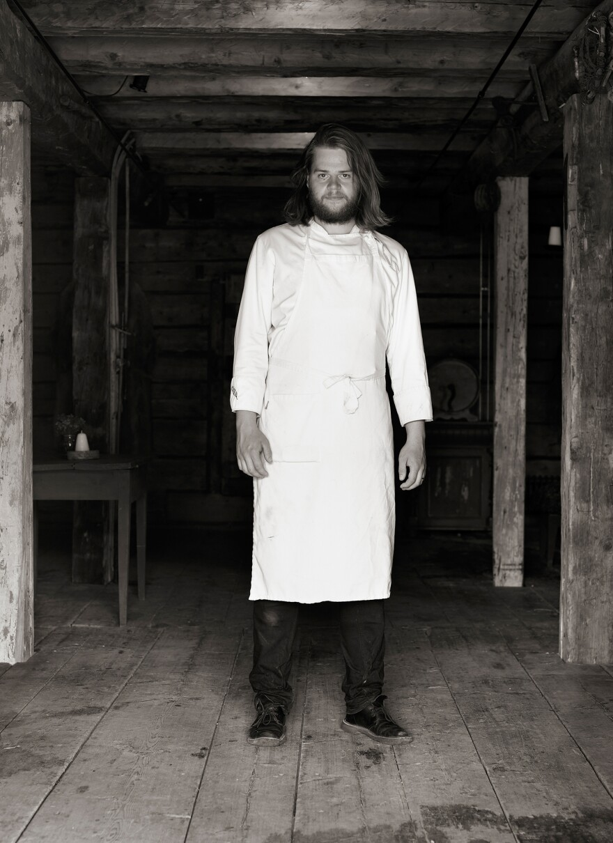 Magnus Nilsson is the head chef at Fäviken restaurant in Sweden and author of <em>The Nordic Cookbook</em>.