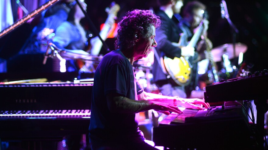 Chick Corea is in the middle of an eight-week run at the Blue Note Club in Greenwich Village.