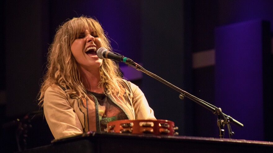Grace Potter performs live for World Cafe.
